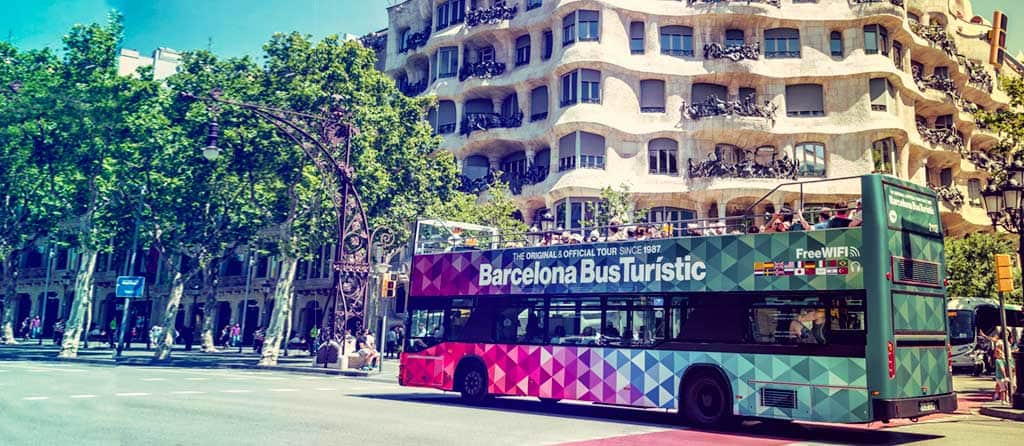 Tmb Barcelona Bus And Metro Transports Metropolitans De Barcelona
