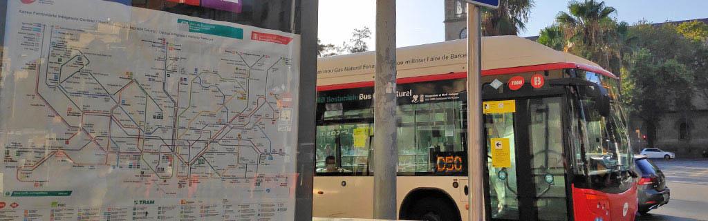 Barcelona transport Transports Metropolitans de Barcelona