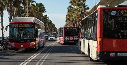 Bus Metro Barcelona Service Status Transports