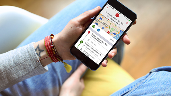 TMB App - App for Android or iPhone | Transports