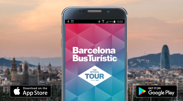 Barcelona Bus Turístic - App for Android or iPhone
