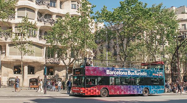 Barcelona bus tour - Official Barcelona Bus Turístic  ab6a307a2ff